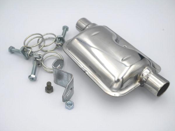 exhaust muffler kit diesel heater 24mm