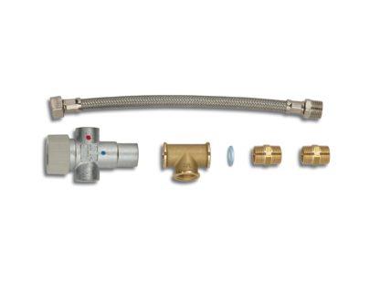 quick b3 thermostatic mixing valve
