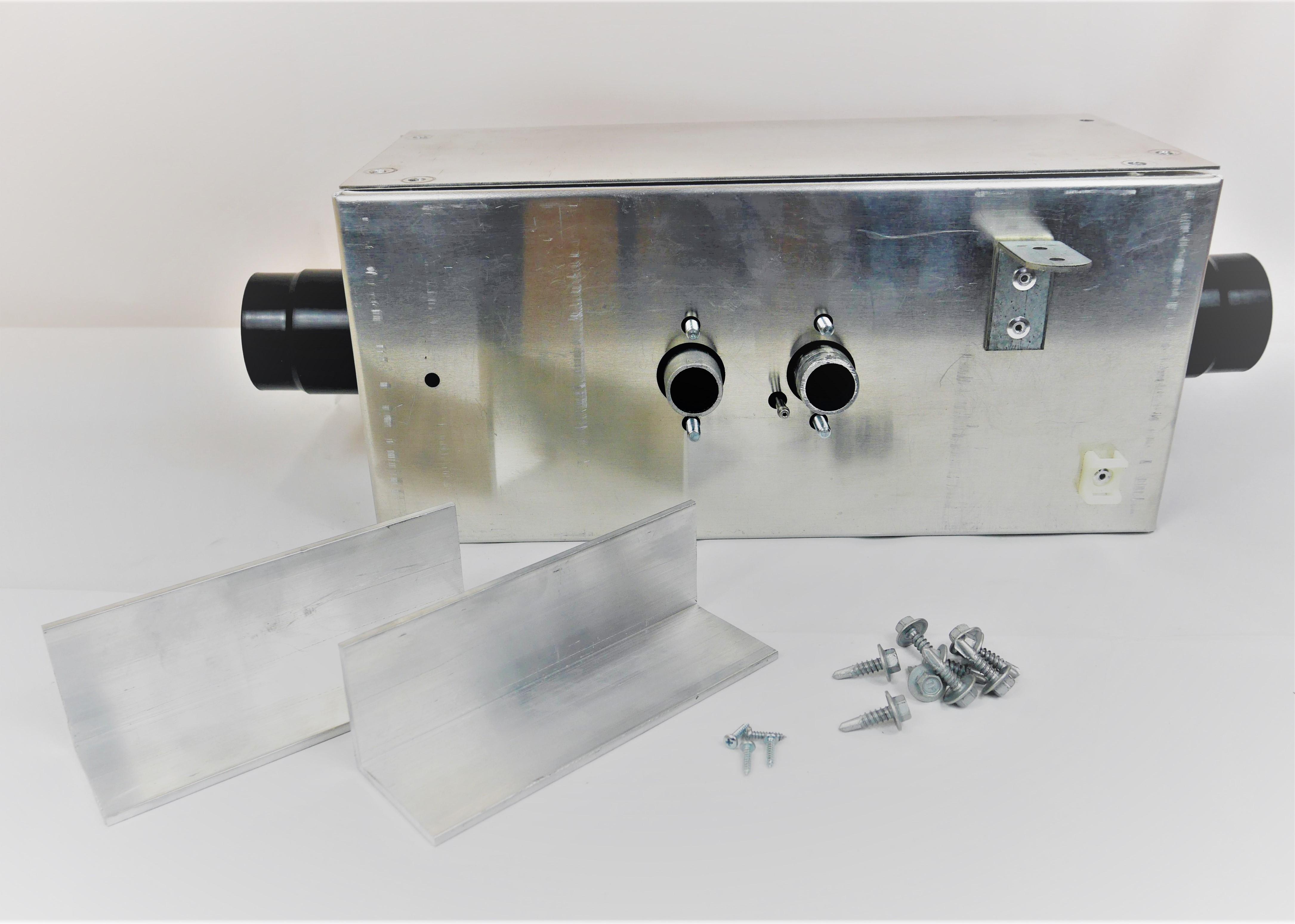 Dieselheat Diesel Heater Underfloor External Mounting